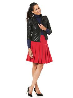 fall outfit ideas, outfit 12, fall outfits, fall fashion, pleat skirt