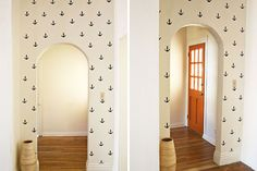 DIY a statement wall with this tutorial.