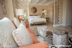 The Signature Oceanfront Studio Suite at the Tides South Beach