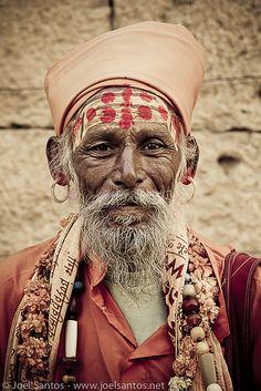 **Amazing faces  India  man by Joel Santos