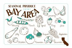Seasonal Produce-Bay Area