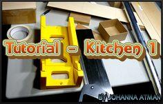 1:6 Scale Kitchen Tutorial