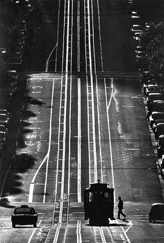Mario de Biasi - San Francisco, 1980. S)