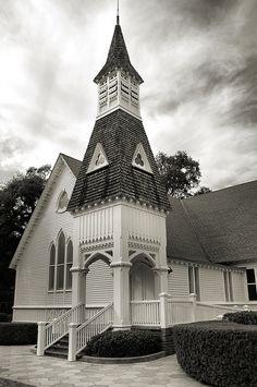 First Presbyterian Church, 1873  Brunswick, Glynn County GA