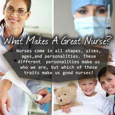 Article: What Makes a Great Nurse - Nurses Rock