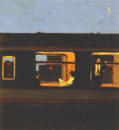 """The Train"" - Ben Mc Laughlin - 2001"