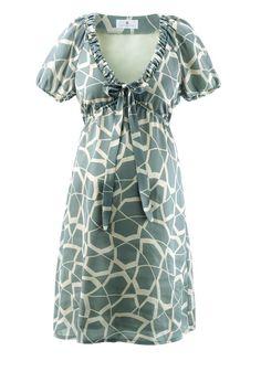 Cute maternity dress for summer