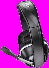 Plantronics Gamecom X360 Premium Wireless Stereo Gaming Headset $69