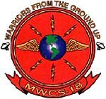 """Marine Wing Communications Squadron 18, Camp Foster Marine Corps Base, Okinawa Japan. """"Warriors from the Ground Up"""""""