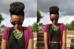 box braids, braid style, summer braid