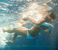 Pool Cardio How-tos: Workouts: self pool-workouts
