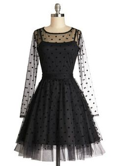 Before the Ballet Dress, #ModCloth