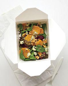 60 Vegetarian Salad Recipes, Wholeliving.com