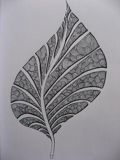 Leaf - love this