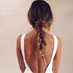 Gorgeous braid // #hair