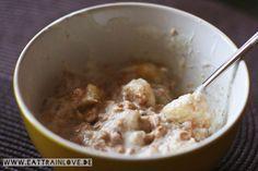 Das Clean Eating Oatmeal – warum ich es liebe!