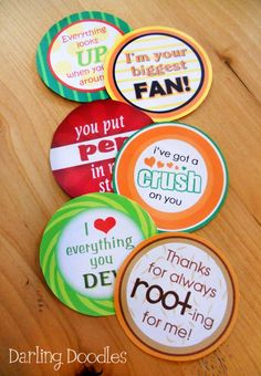 Soda pop Free Printables!