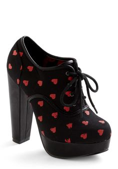 Be Boldhearted Heel @ Modcloth for $64.99