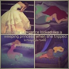 Jennifer is a princess, omg♡
