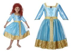 Disney Merida Costume $9.99 with free shipping