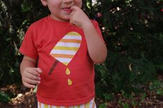 popsicle pajamas by carissaabc, via Flickr