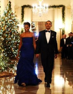 Our President & First Lady