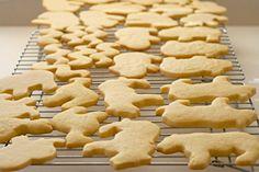 Sugar cookie recipe comparisons