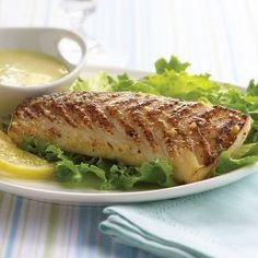 Fire-Roasted Citrus Cod