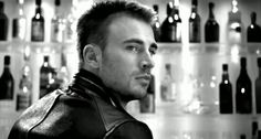 Hot Man, Hot Men, Sexy. Boy. Muscle, Muscles, Muscular. Chris Evans. Fashion. Style
