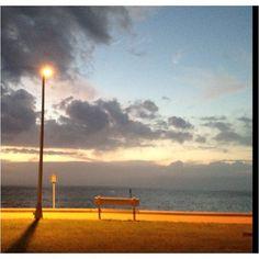 Sunset at the Fairhope Pier,  Fairhope, Alabama