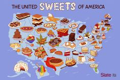 The United Sweets of America