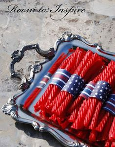 Party Frosting: 4th of July party ideas and inspiration
