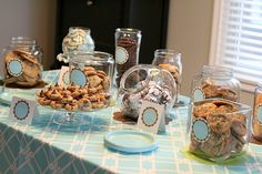 cookies and milk baby shower