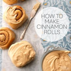 Start your day off right with our easy-to-make cinnamon rolls, found here: http://www.bhg.com/recipes/bread/how-to-make-cinnamon-rolls/?socsrc=bhgpin082414cinnamonrolls