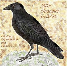 Mike Spangler Folk Art