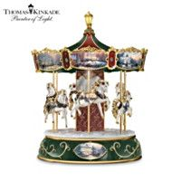 Thomas Kincaid Musical Carousel