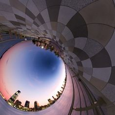 360° landscapes