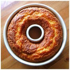 corn flour cake