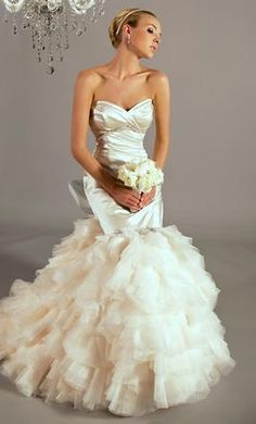 My dream dress on pinterest for How much is a custom wedding dress