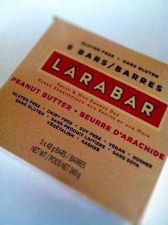 homemade Lara Bars and formula