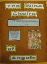 Choirs of angels lapbook