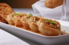"""Ruth's Chris Steak House Barbecued Shrimp - recipe"""