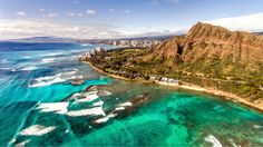 Diamond Head from an