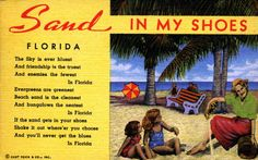 Sand in my shoes! (1950)   Florida Memory