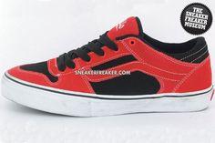 VANS - Skate - TNT II - Red