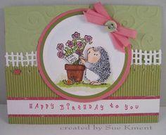 Sue's Stamping Stuff: fun fold cards