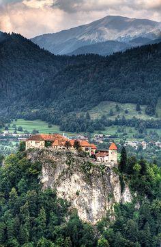 Castle Bled, Slovenia