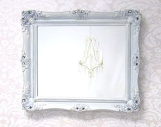 SHABBY CHIC Mirrors For Sale  Baroque Framed by RevivedVintage, $159.00
