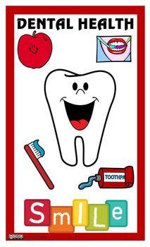 Dental Health Poster {FREE}