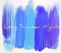 Wet Seal Summer <3  Long Summer Nights